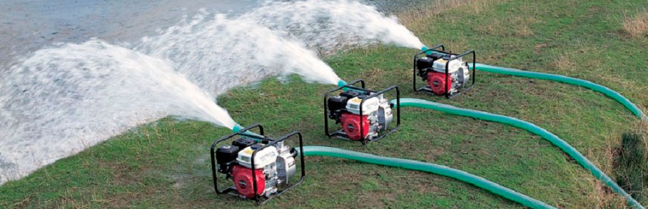 top water pumps